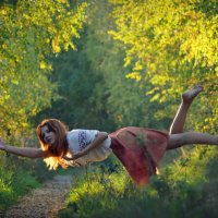 в воздухе 2 :: Надежда Беспалова