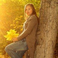 Осенний портрет 2 :: Андрей Щукин