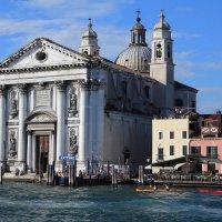 Подплывая к Венеции :: Андрей Неуймин