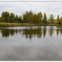 На осенней воде :: Павел Галактионов