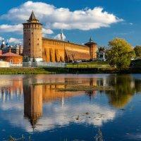 Вид на Коломенский кремль. :: Igor Yakovlev