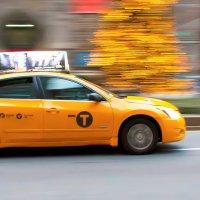 Желтое такси :: Oleg