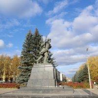 Великие Луки, Александр Матросов... :: Владимир Павлов