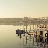 Водохранилище :: Виктория Дорохова