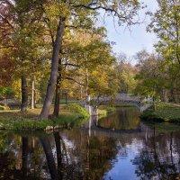 Осенний парк :: Сергей Залаутдинов