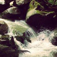 Водопад :: Виктория Дорохова