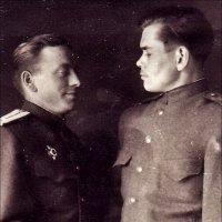 Офицеры. 1952 год :: Нина Корешкова