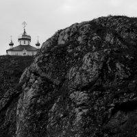 церковь в горах :: Дмитрий Часовитин