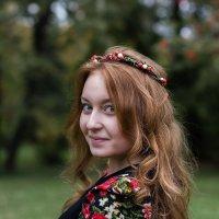 Осенний портрет-2 :: Валентин Яруллин