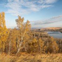 Осень. Солнечно. :: Евгений Герасименко