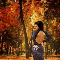 Горячий октябрь :: Dina Ross