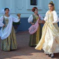 Танец XVI века :: Ростислав