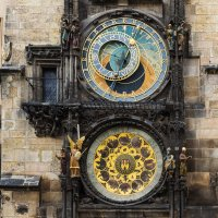 Астрономические часы. Прага :: Александр Лядов