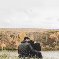 Любовь в красках осени :: Натали Гельм