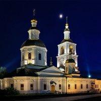 Лунная ночь :: Вячеслав Комаров