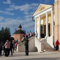 Внутри монастыря :: Ольга Крулик