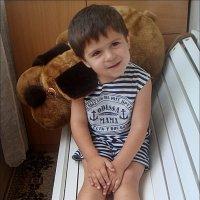 Пай-мальчик :: Нина Корешкова