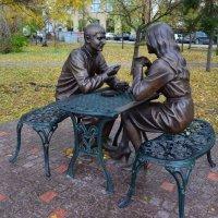 В Омске появился новый памятник :: Savayr