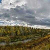 подмосковье.вот и осень. :: юрий макаров