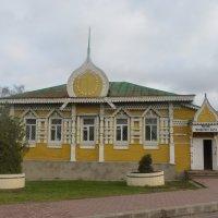 Бывшая  городская  публичная  библиотека :: Galina Leskova