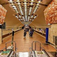 subway station. granite and marble :: Дмитрий Карышев