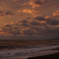 Облачный закат :: Виолетта