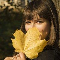 Девушка Осень!) :: Маry ...