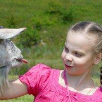 Не дразните коз :: Dina Ross