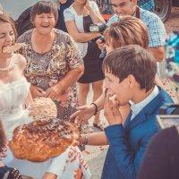 свадьба :: Елена Тимофеева