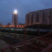Москва утренняя :: Валерий Тумбочкин