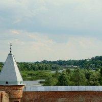За стенами монастыря. :: Elena Izotova