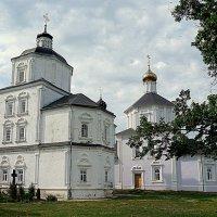 Рыльский Свято-Николаевский мужской монастырь :: Elena Izotova