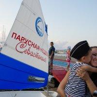 """Фестиваль """"Парусная неделя в Севастополе"""" :: Анна Выскуб"""