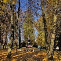 Братская могила :: Yuriy V