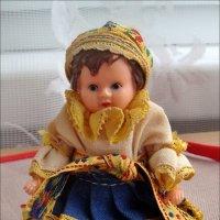 Кукла Квета из Чехословакии :: Нина Корешкова