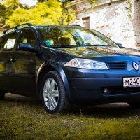 Renault Megane 2 :: Kirill Kotlyar