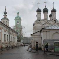 городской пейзаж :: Илья