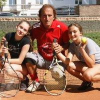 Детский тренер по теннису Заури Абуладзе, :: Заури Абуладзе