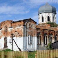 Церковь Покрова Пресвятой Богородицы :: kamo-kam kam