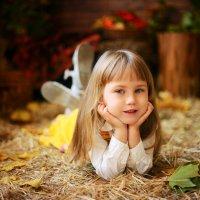 Детская фотосессия ОСЕНЬ :: Oksanka Kraft