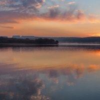 Перед рассветом в бухте Новик :: Ingwar