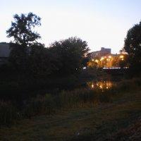 Вечер над Харьковом :: Наталья Тимошенко