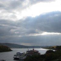 Грозные облака.Нижний Новгород :: Алёна М