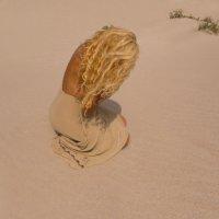 Пустыня :: Вера Бережная