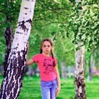 в парке :: Юрий Замараев