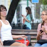 А я сижу, такая... :: Федор Чернышев