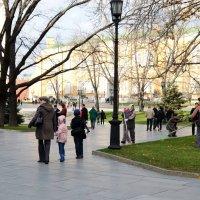 Осень в Кремле :: Геннадий Храмцов