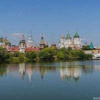 Измайловский Кремль :: Надежда Лаптева