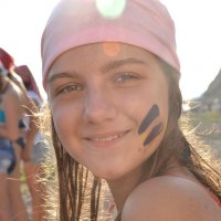Солнечная улыбка :: Анна Чивикова