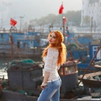 Алиса 10/2014 :: Ольга Фефелова